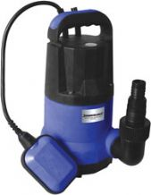 Silverline Submersible Clear Water Pump 400W 230V C/W Float Switch